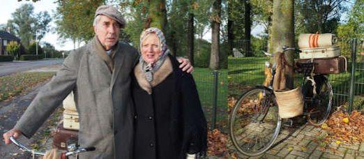 Evacués tijdens WO 2 in Doornenburg
